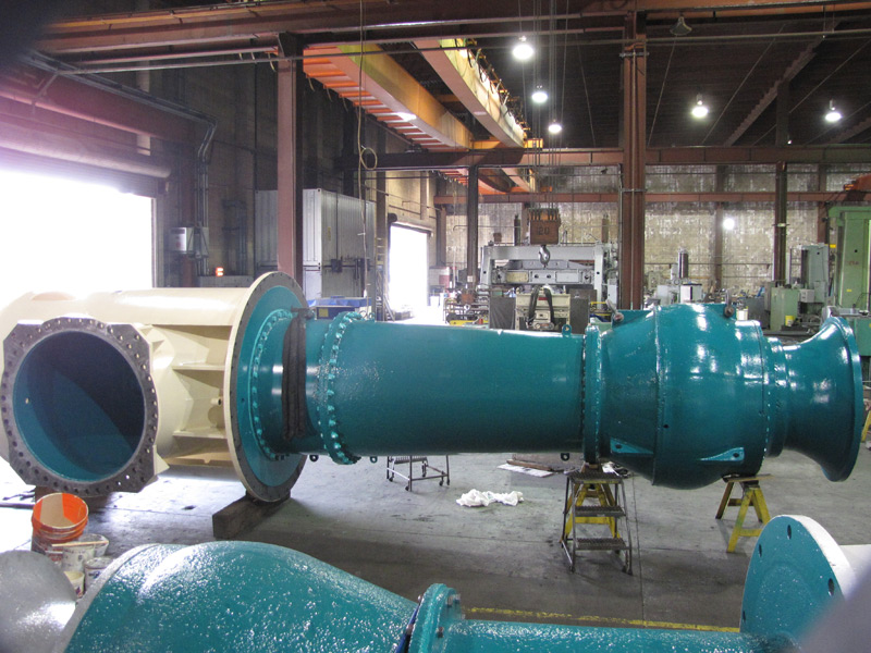 Centrifugal Cooling Tower : Pump repair services vernon california